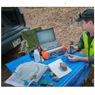 珠海欧美克   TerraSpec 4系列矿物质分析近红外光谱仪