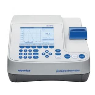 Eppendorf BioSpectrometer 分光光度计