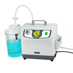 WIGGENS BioVac240 便攜式液體抽吸系統