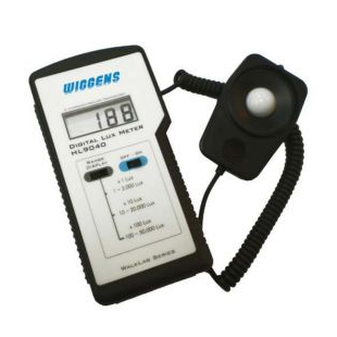 WIGGENS HL9040 便攜式照度計