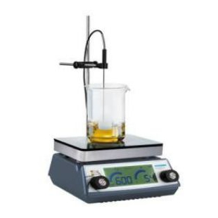 WIGGENS WH240-HT 红外增强加热磁力搅拌器