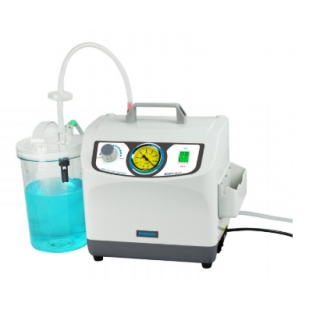 WIGGENS BioVac 240 PLUS 便携式液体抽吸系统