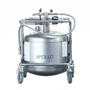 WIGGENS APOLLO 50 不锈钢液氮储存运输罐