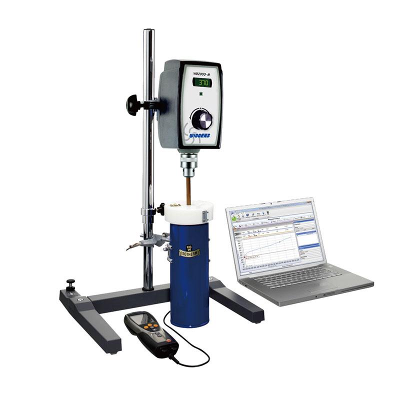 石灰性能测试系统