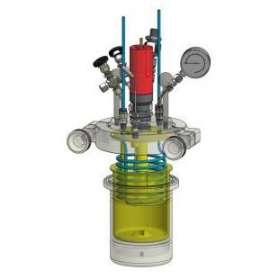 ChemTron NR-3000中低压反应釜套装