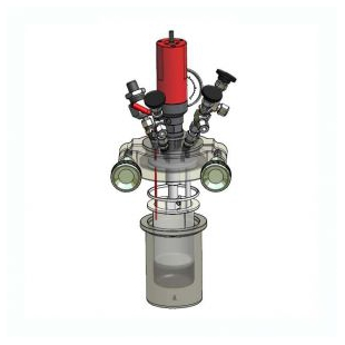 ChemTron DB-500 标准型高压反应釜套装