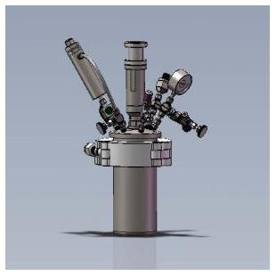 ChemTron DB-1500标准型高压反应釜套装