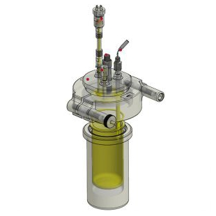 ChemTron DB-300 标准型高压反应釜套装