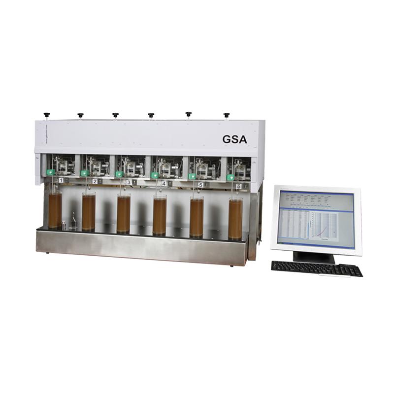 GSA 土壤粒度分析仪