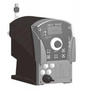 Chemtron 高压柱塞计量泵