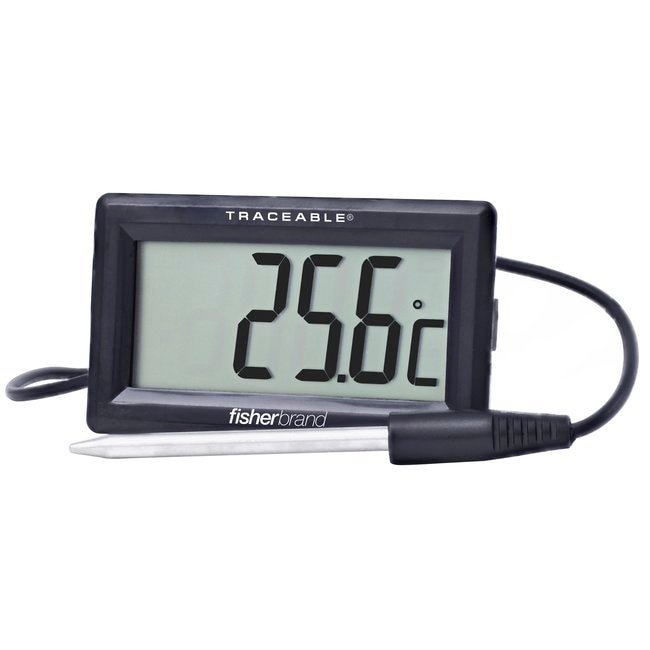 Traceable™ Snap-in Module Thermometer with Probe