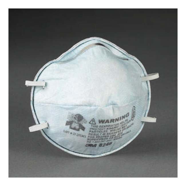 Specialty R95 and P95 Disposable Filtering Facepiece Respirators