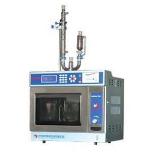 祥鹄科技  电脑微波催化合成/萃取仪XH-100B/微波反应仪