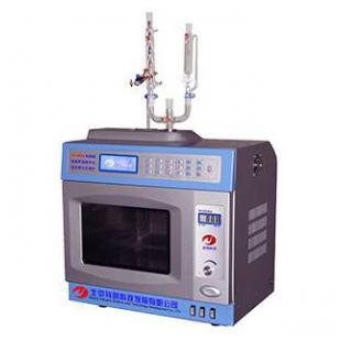 祥鹄 电脑微波超声波紫外光组合催化合成仪XH-300UL/微波反应