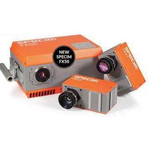 SPECIMFX17近红外高光谱相机用于纺织品回收