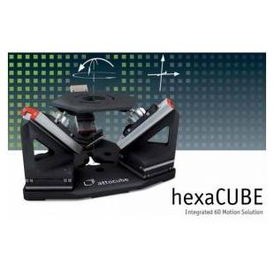 hexaCUBE纳米精度六轴位移台