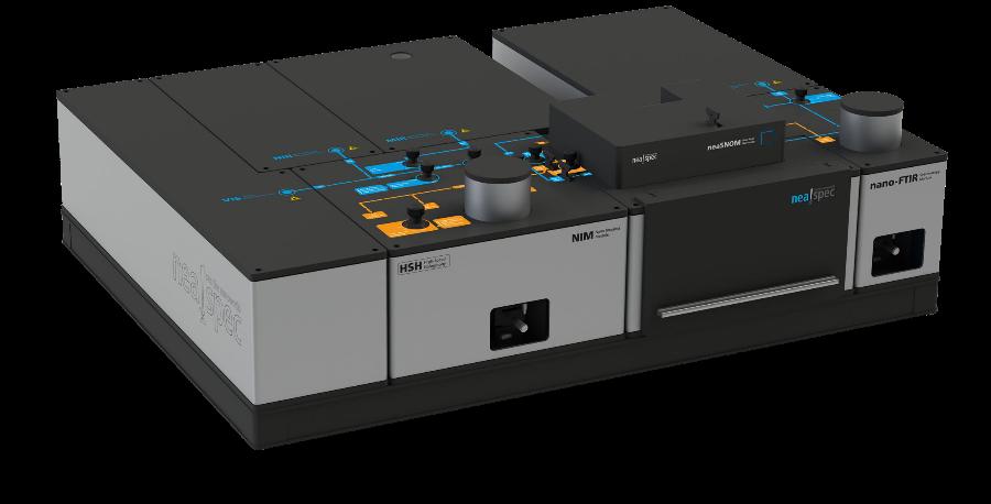 应用专题 纳米分辨傅里叶红外光谱与成像技术(nano-FTI