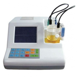 WA-1C型微量水份测定仪