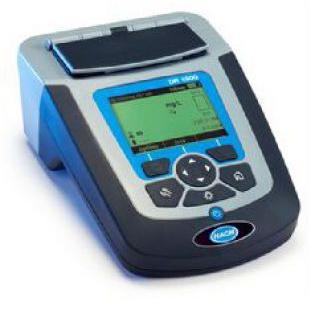美国哈希  DR1900 便携式分光光度计