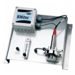 美国哈希  8362sc 高纯水pH在线分析仪