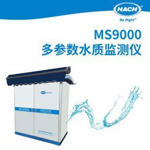 美国哈希  MS9000多参数水质监测仪