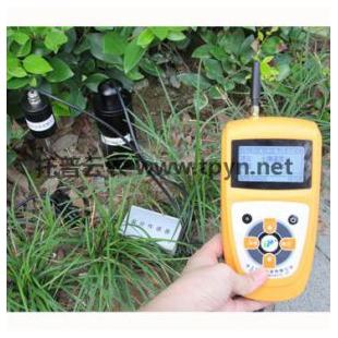 托普云农土壤温度水分盐分三参数测定仪TZS-ECW-G