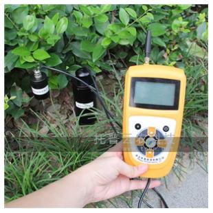 TZS-3X-G多参数土壤水分记录仪  土壤水分温度速测仪用途