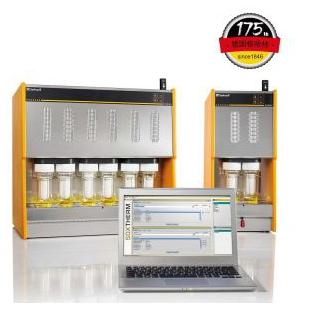 全自动索氏抽提仪/全自动溶剂萃取仪/全自动脂肪测定仪
