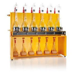 德国格哈特  经典手动蒸馏装置
