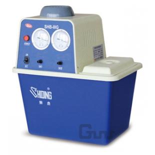 SHB-IIIG型台式循环水式多用真空泵