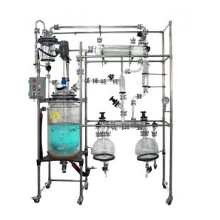 郑州长城   100L高效溶剂回收组合装置