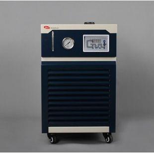 【长城科工贸】密闭式循环冷却器DL30-300实验室降温设备配5L旋蒸