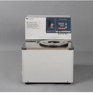 【郑州长城】低温恒温搅拌反应浴DHJF-8002卧式高精度制冷恒温机