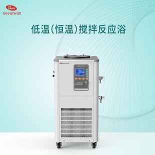 低温恒温搅拌反应浴DHJF-4005低温恒温浴槽