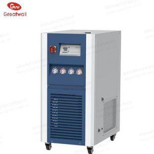 郑州长城  超低温冷却循环器LT-20-80可配套20L反应釜复叠式制冷技术