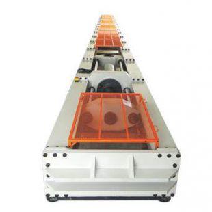 三思纵横LAW系列微机控制电液伺服卧式拉力试验机