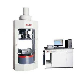 三思纵横YAW系列电液伺服压力试验机-D型夹具