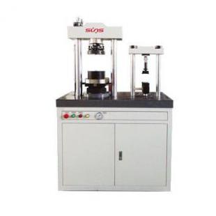 三思纵横YAW系列电液伺服压力试验机-S型夹具