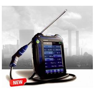 德国威乐   F550CI 智能烟气综合分析仪