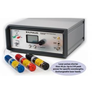 ALPHALAS二極管皮秒脈沖激光器PICOPOWER-LD