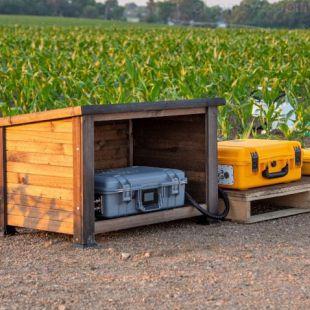 LI-8250多通道土壤CH4/CO2/H2O通量长期自动测量系统