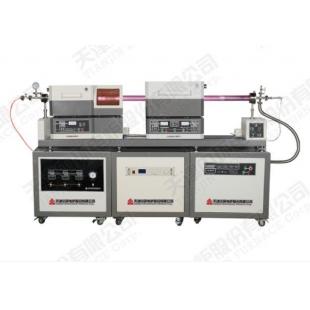 1200℃预加热滑动双温区/多温区PECVD系统