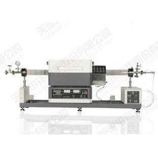 1200℃滑动式单温区管式电炉