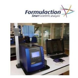 Turbiscan TMIX 泡沫分析仪