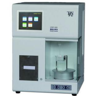 GWF-8JD微粒分析儀