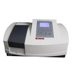 尤尼柯UV-4802/UV-4802S双光束扫描型紫外可见分光光度计大屏幕(LCD显示)