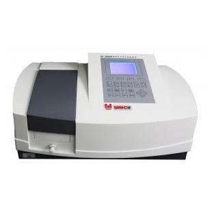 尤尼柯UV-2802S扫描型紫外可见分光光度计(大屏幕LCD显示)