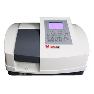尤尼柯UV-4800双光束扫描型紫外可见分光光度计大屏幕(LCD显示)