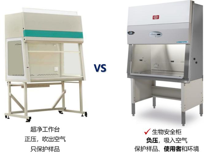 润扬仪器分享 | 超净工作台VS生物安全柜哪个能够保护你的安全?