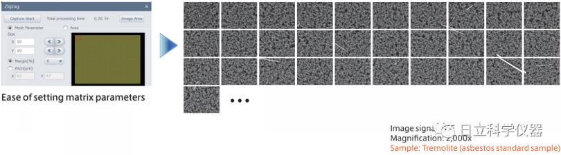 图(1). Multi Zigzag参数设置及拍照过程.png